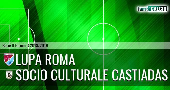 Lupa Roma - Castiadas Calcio