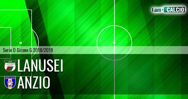 Lanusei - Anzio