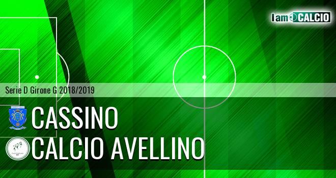 Cassino - Calcio Avellino