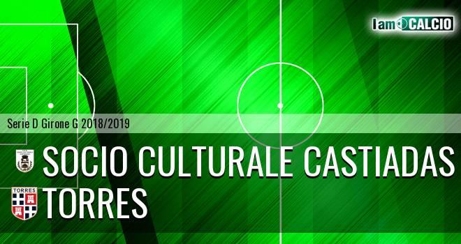 Castiadas Calcio - Torres