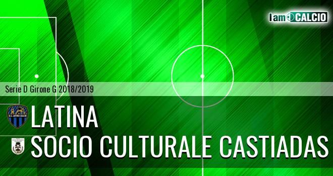 Latina - Castiadas Calcio