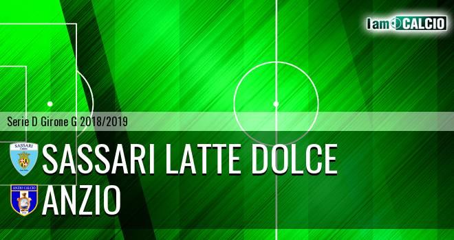 Sassari Latte Dolce - Anzio