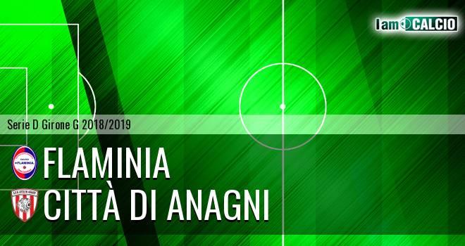 Flaminia - Città di Anagni