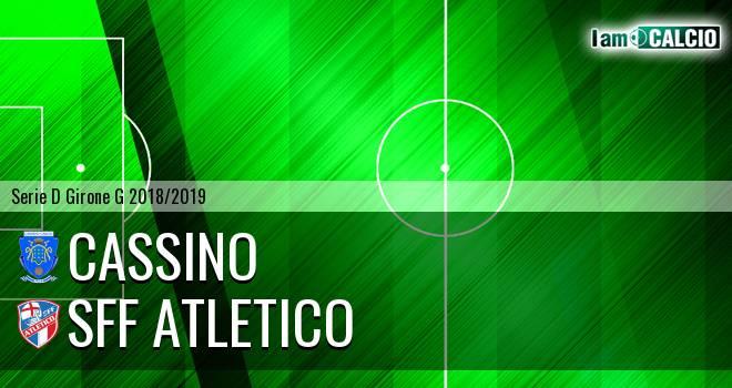 Cassino - Atletico Terme Fiuggi