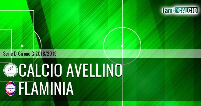Avellino - Flaminia