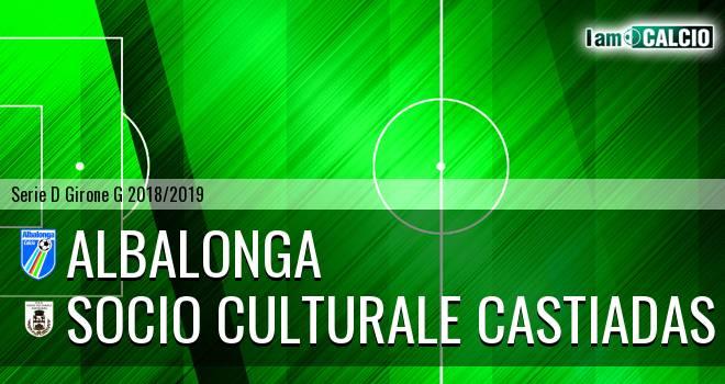 Albalonga - Castiadas Calcio