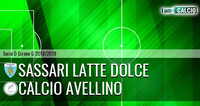 Sassari Latte Dolce - Avellino