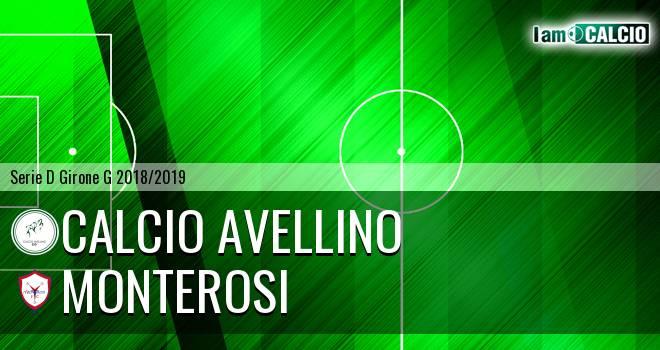 Avellino - Monterosi