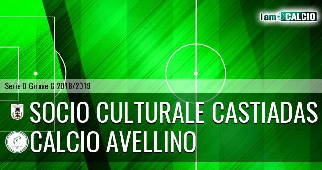 Castiadas Calcio - Avellino