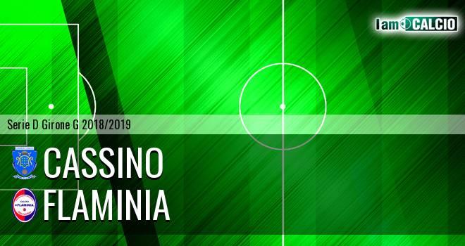 Cassino - Flaminia