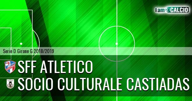 Atletico Terme Fiuggi - Castiadas Calcio