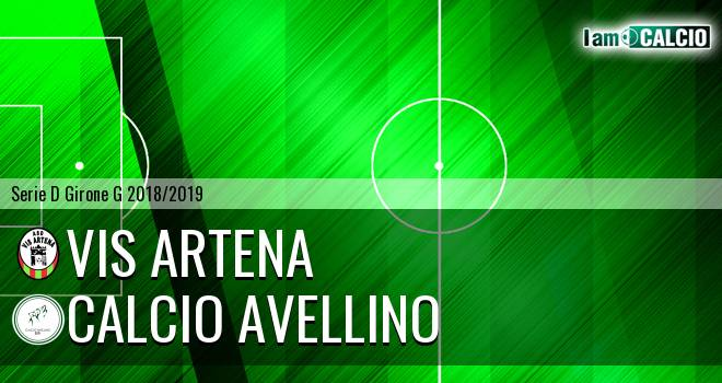 Vis Artena - Avellino