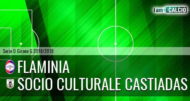 Flaminia - Castiadas Calcio
