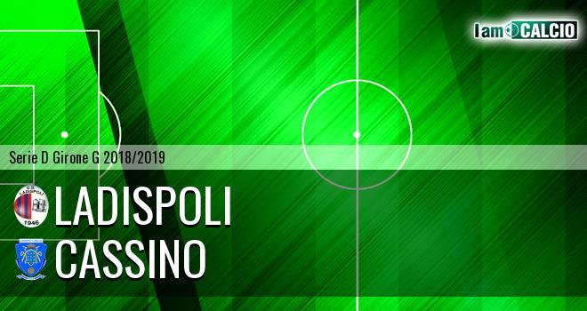 Ladispoli - Cassino