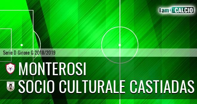 Monterosi - Castiadas Calcio