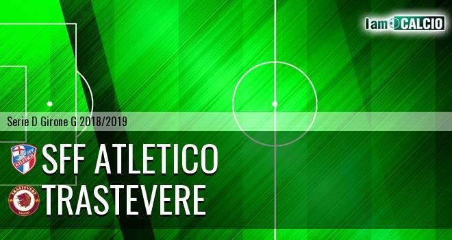 Atletico Terme Fiuggi - Trastevere
