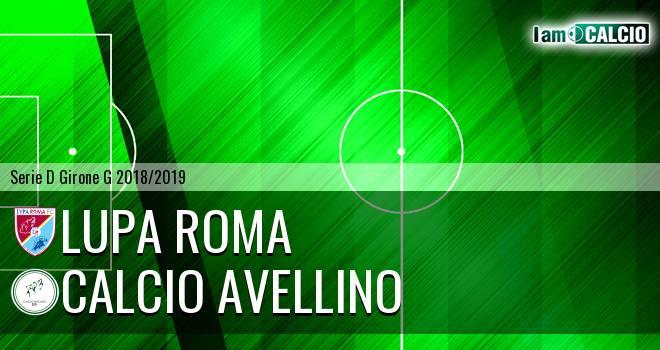 Lupa Roma - Avellino