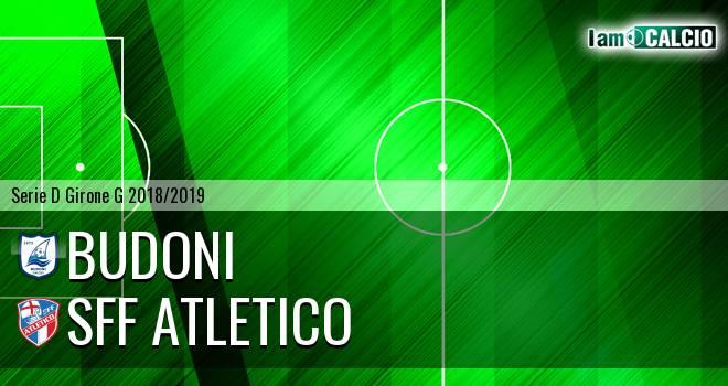 Budoni - Atletico Terme Fiuggi