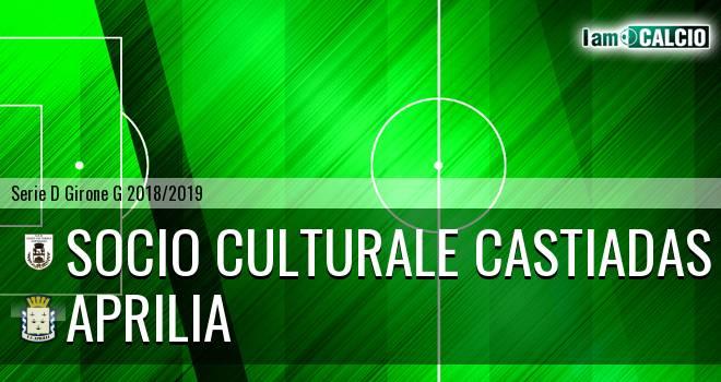 Castiadas Calcio - Aprilia