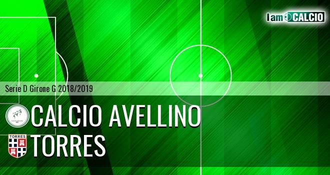 Avellino - Torres