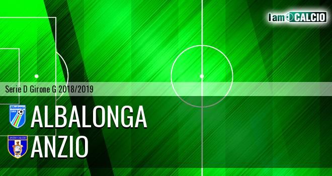 Albalonga - Anzio
