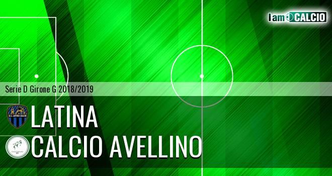 Latina - Avellino