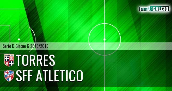 Torres - Atletico Terme Fiuggi
