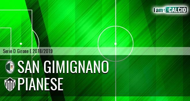 San Gimignano - Pianese