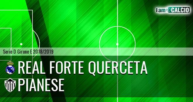 Real Forte Querceta - Pianese