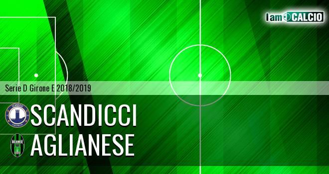 Scandicci - Aglianese
