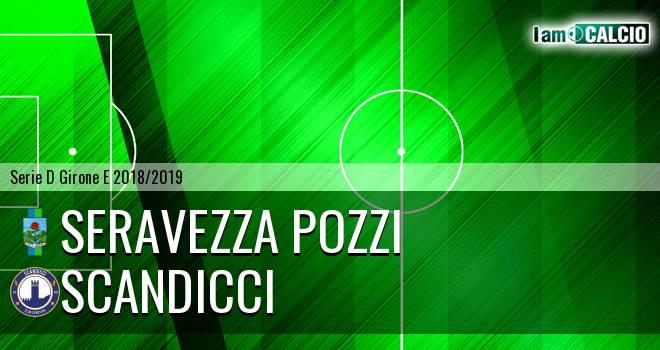 Seravezza Pozzi - Scandicci