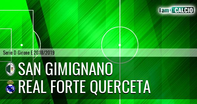San Gimignano - Real Forte Querceta