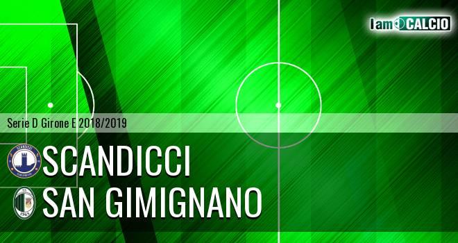 Scandicci - San Gimignano