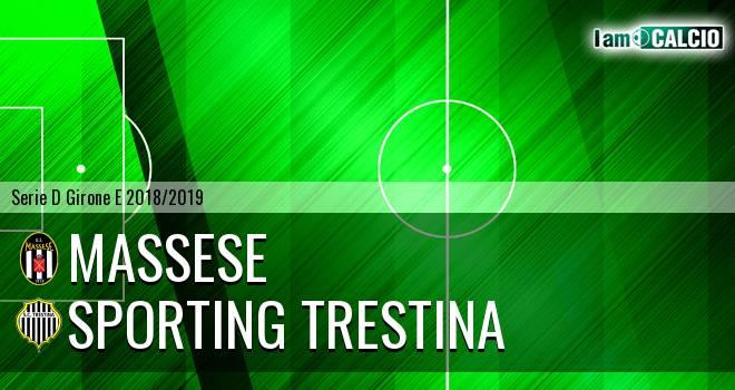 Massese - Sporting Trestina