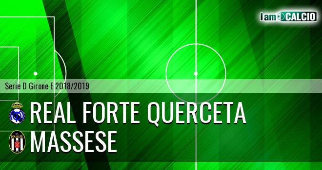 Real Forte Querceta - Massese