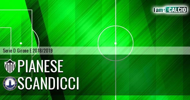 Pianese - Scandicci