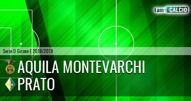Aquila Montevarchi - Prato
