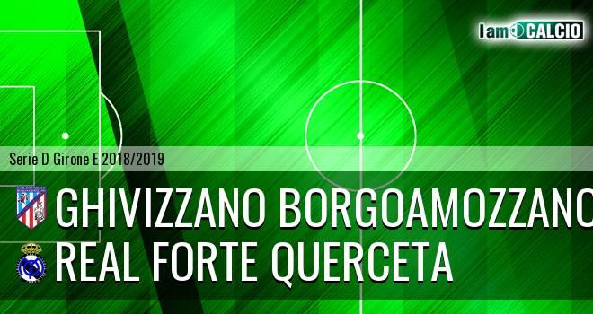 Ghivizzano - Real Forte Querceta