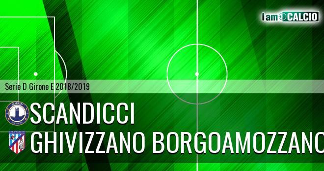 Scandicci - Ghivizzano