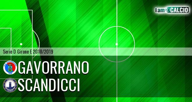 Follonica Gavorrano - Scandicci