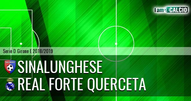 Sinalunghese - Real Forte Querceta