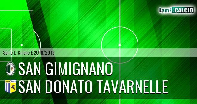 San Gimignano - San Donato Tavarnelle