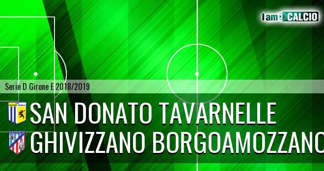 San Donato Tavarnelle - Ghivizzano