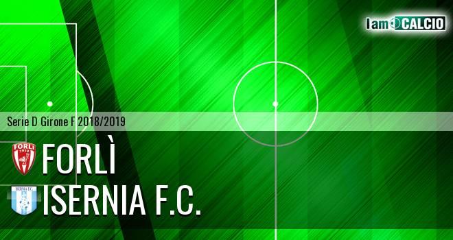 Forlì - Isernia