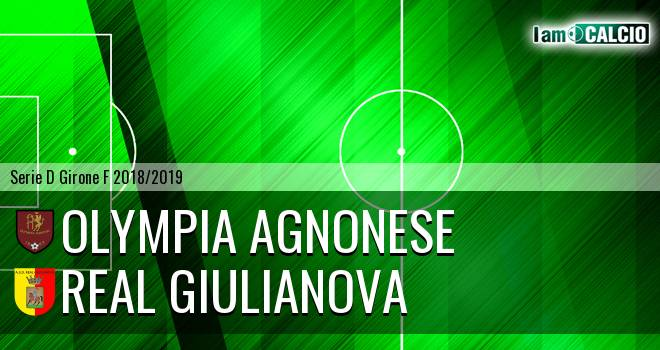 Olympia Agnonese - Real Giulianova