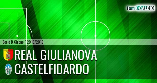 Real Giulianova - Castelfidardo