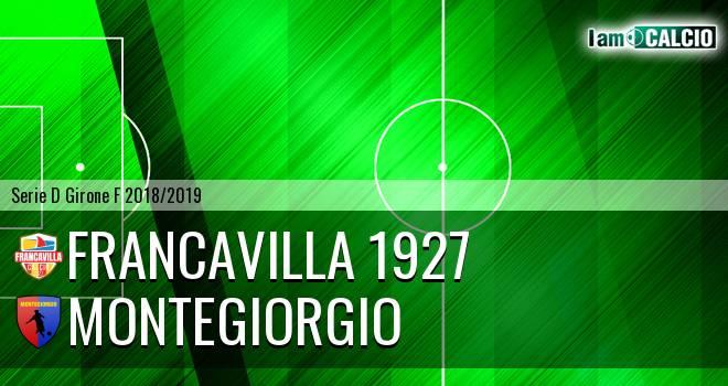 Francavilla 1927 - Montegiorgio
