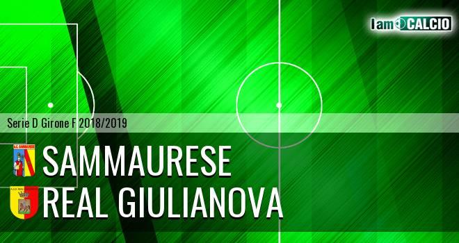 Sammaurese - Real Giulianova