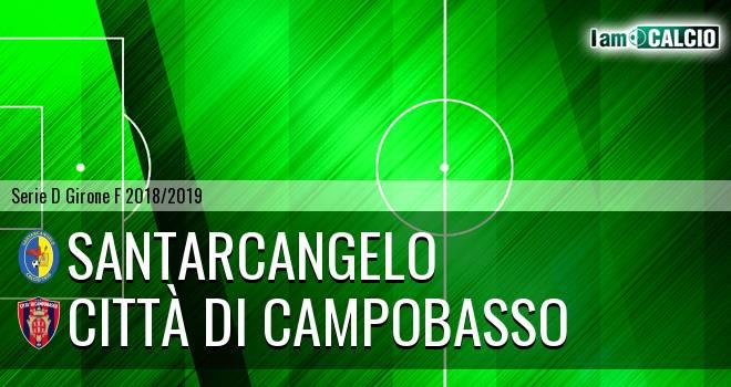 Santarcangelo - Città di Campobasso