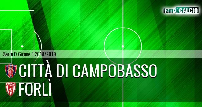 Città di Campobasso - Forlì